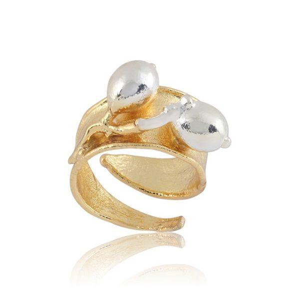 Design Natural Art Gyűrű VE005