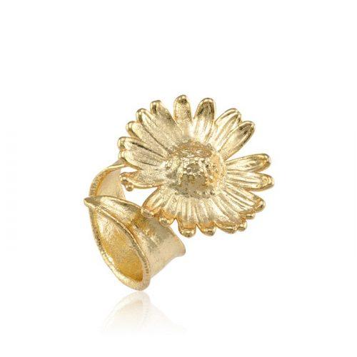 Design Natural Art Gyűrű VE035