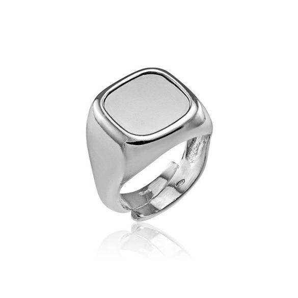 Ezüst Andra férfi pecsétgyűrű 019