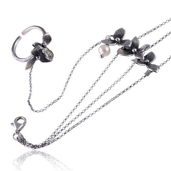 Ezüst Athina Gyűrű VE002