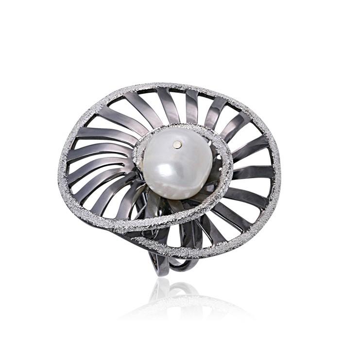 Ezüst Athina Gyűrű