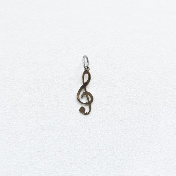 Ezüst Violinkulcs Medál