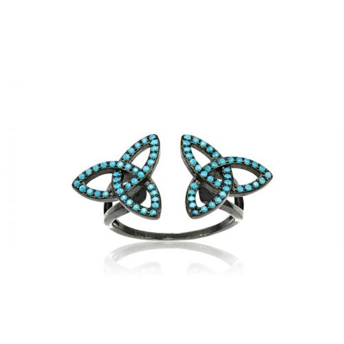 Ezüst Mosaic Gyűrű VE1353