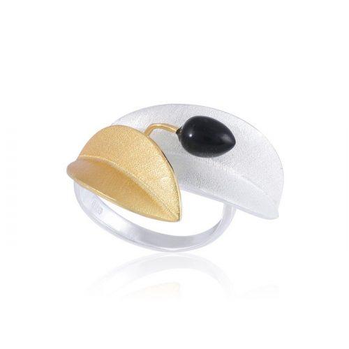 Ezüst Paros Gyűrű VE006