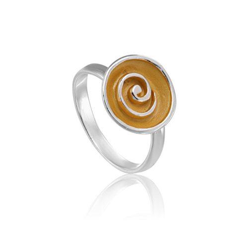 Ezüst Paros Gyűrű VE041