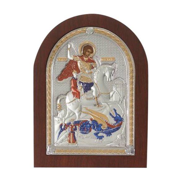 Gregori ikon fakeretben, kitámasztóval