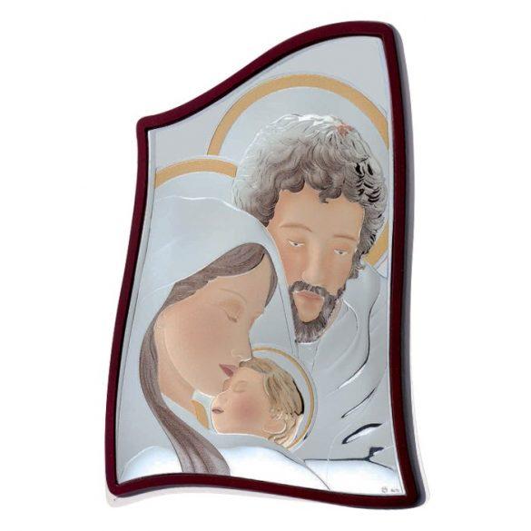 Szent Család ikon fakeretben