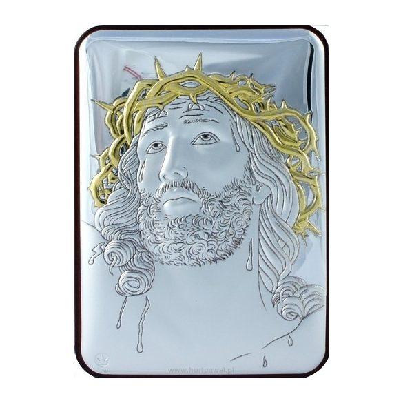 Jézus Krisztus ikon fakeretben
